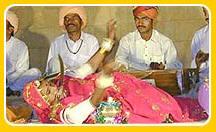 Chari Dance Rajasthan