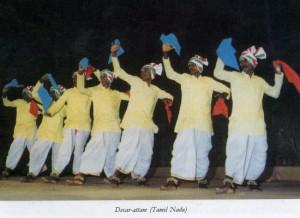 Devar Attam Dance Tamil Nadu