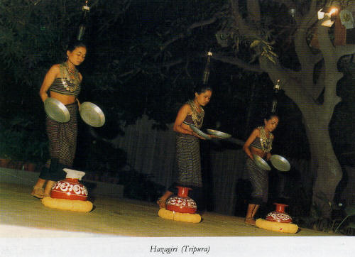 Hazagiri Dance Tripura