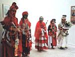 Kolam Thullai Dance