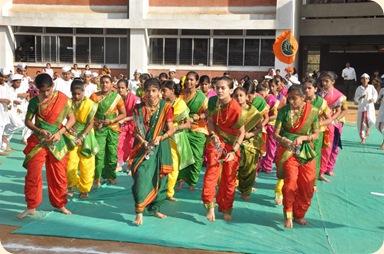Lezim Dance Maharashtra