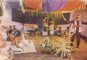 Yatrakali Dance Kerala