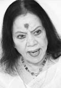 Sitara Devi Kathak Guru