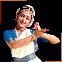 Bharata Natyam Dancer