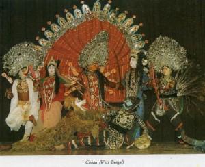 Chhau Dance WestBengal