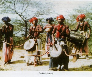 Dalkhai Dance Orissa