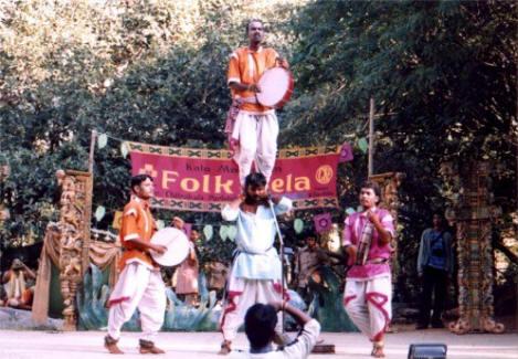 Dappu Dance AndraPradesh