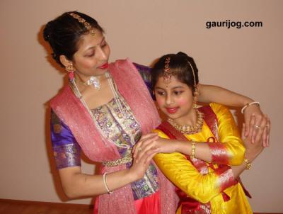 Gauri Jog Kathak Dancer