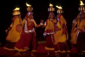 Ghoomer Dance Rajasthan