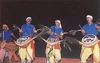 Ghumra Dance Orissa