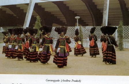 Gurravayyalu Dance AndraPradesh