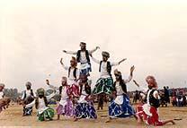 Jhumar Dance Punjab
