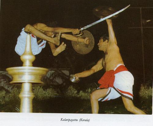 Kalaripayettu Dance Kerala
