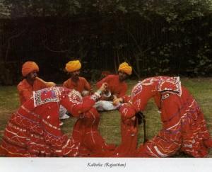 Kalbelia Dance Rajasthan