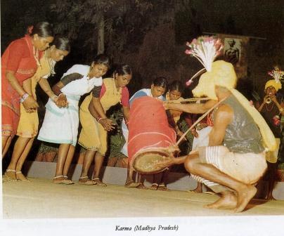 Karma Dance MadhyaPradesh