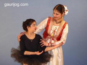 Kathak Dancer Gauri Jog