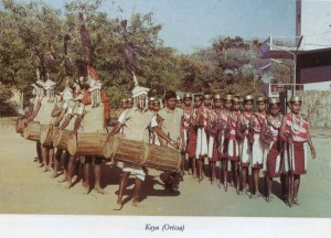 Koya Dance Orissa