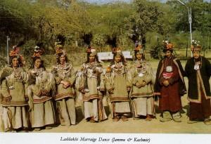 Laddakhi Marriage Dance