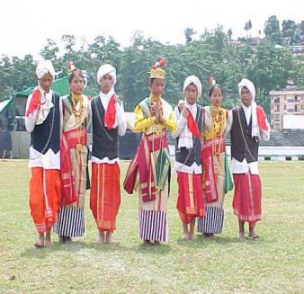 Lahoo Dance Assam