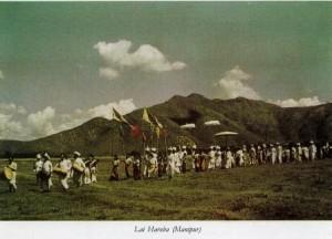 Lai Haroba Dance Manipur