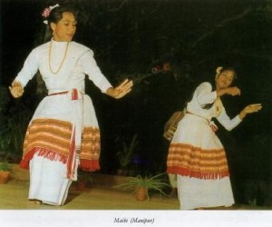 Maibi Dance Manipur