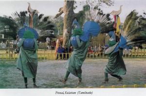 Pinnal Kolattam Dance Tamil Nadu