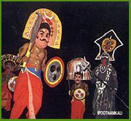 Poothamkali Dance Kerala