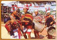 Popir Dance Arunachal Pradesh