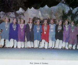 Rouf Dance Jammu And Kashmir