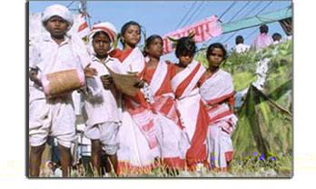 Sarhul Dance Madhya Pradesh