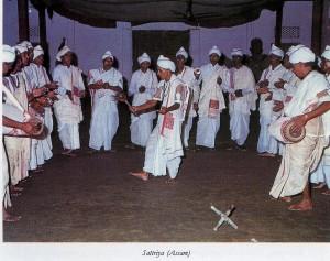 Sattriya Dance Assam