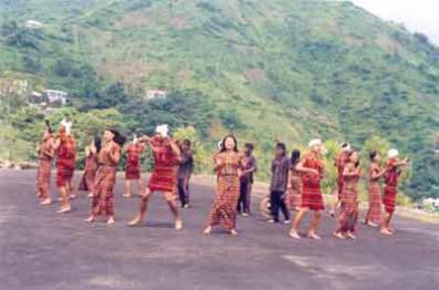 Solakia Dance Mizoram