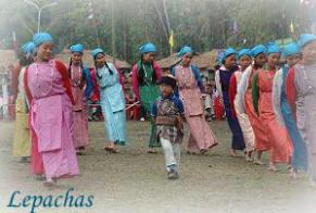 Tendong Faat Dance Sikkim
