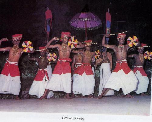 Velkali Dance Kerala