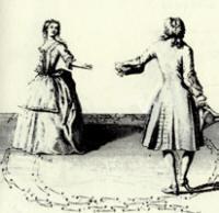 Minuet Ballroom Dance