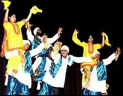 Bhangra Dance Punjab