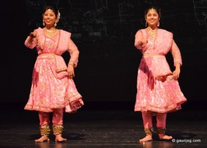 Trivat, Gauri Jog & Isha Jog - Journey of Indian Dance (Kathak Yatra)
