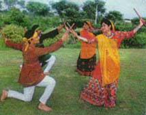 Dandiya Dance Rajasthan