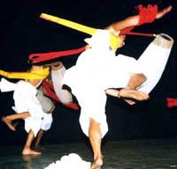 Dhol Cholom Dance Manipur