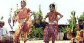 Goti Puas Dance Orissa