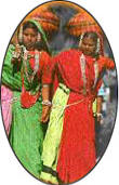 Jawara Dance Madhya Pradesh