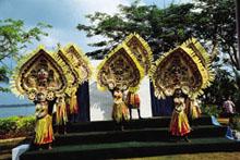 Padayani Dance Kerala
