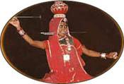 Tera Tali Dance Rajasthan