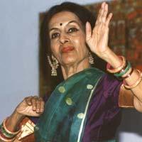 Damayanti Joshi Kathak Guru